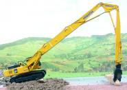 KOMATSU excavator PC450-7 Demolition