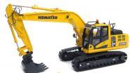 """KOMATSU Bagger PC210LCi-10 """"intelligent Machine Control"""""""