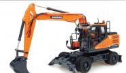 DOOSAN Wheeled Excavator DX140w