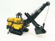 P&H Seilbagger 4100XPB mit Kohlenschaufel, gelb-schwarz