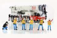 """6 Figuren. American Workers """"All Crane"""""""