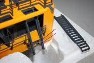 XCMG Bagger XE7000 mit Hochlöffel (mit Schaden - siehe Bild