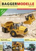 Zeitschrift: Baggermodelle 01-2013