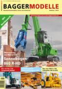 Zeitschrift: Baggermodelle 01-2014