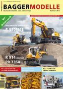 Magazine: Baggermodelle 06-2014