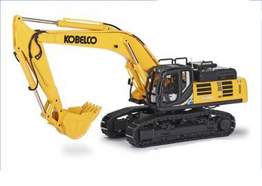 KOBELCO Crawler Excavator SK500LC-10 US-Version