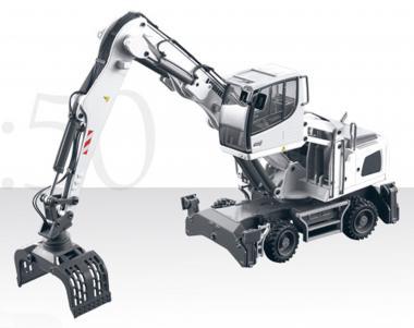 LIEBHERR mobile material handler LH24, white