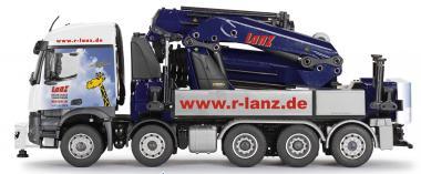 """MB Arocs 5achs mit PALFINGER Ladekran PK200002L """"r-lanz.de"""""""