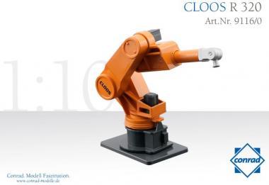CLOOS Schweißroboter R320