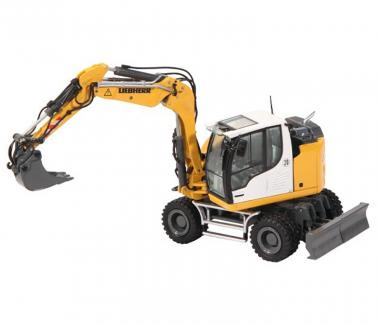 LIEBHERR Mobilbagger A910 Compact
