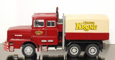 """FAUN Schwerlastzugmaschine 1206 """"Circus Krone"""""""
