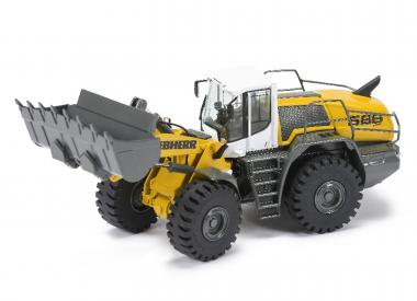 LIEBHERR Wheel Loader L586 XPower