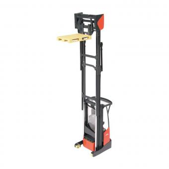 LINDE R14 X Elektro Schubmaststabler