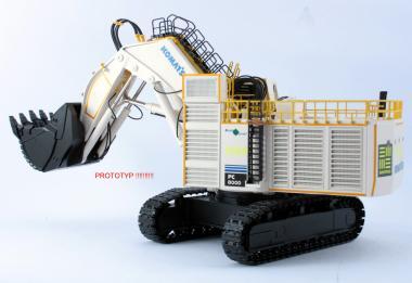 "KOMATSU Excavator PC8000-6 Elektric with Shovel  ""South 32"""