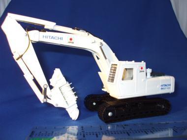 HITACHI Zaxis 200-3 in Minensuchausrüstung