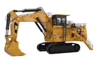 CAT Excavator 6030 backhoe