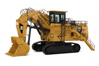CAT Excavator 6030 FS Shovel