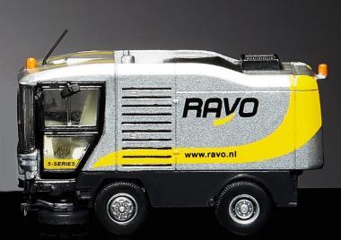 RAVO Kehrmaschine 5000 Serie, silber