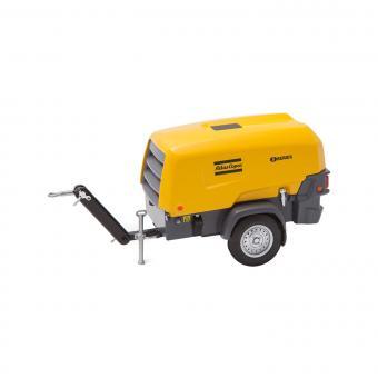 ATLAS COPCO mobiler Kompressor Serie 8