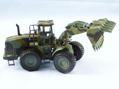 CAT Radlader 980G - Military Version -