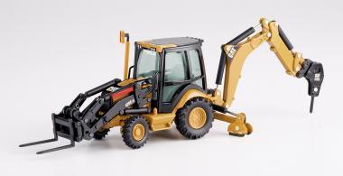 CAT Baggerlader 420E