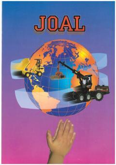 JOAL Modell Kataloge 1998