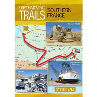 DVD: Earthmoving Trails - Southern France