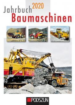 Buch: Jahrbuch 2020 Baumaschinen