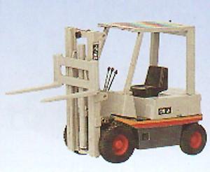 FIAT Gabelstapler, grau