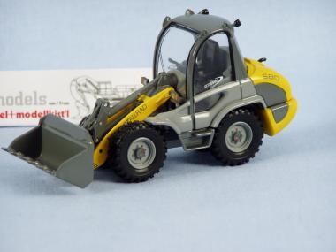 KRAMER Radlader 580