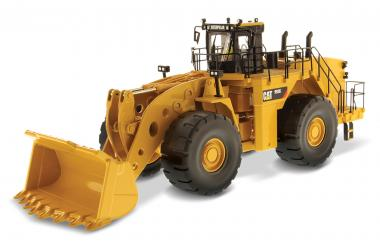 CAT Radlader 993K