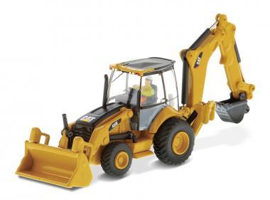 CAT Baggerlader 450E