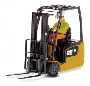 CAT Gabelstabler EP16c PNT