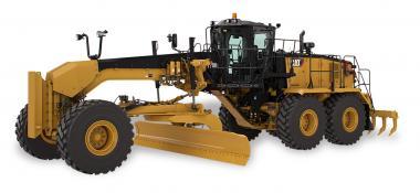CAT Grader 18M3