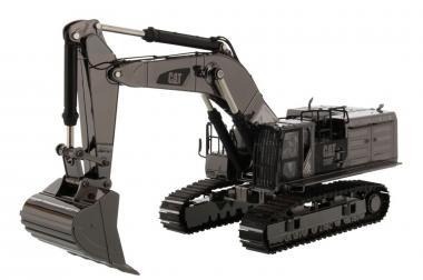 CAT Kettenbagger 390F L, grau