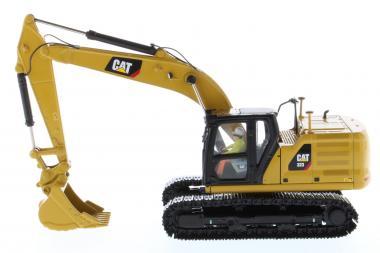 CAT Bagger 323