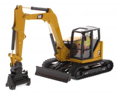 CAT Mini Hydraulic Excavator 309 - Next Generation