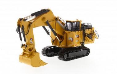 CAT Bagger 6060 mit Hochlöffel