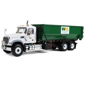 "MACK Granite mit Abrollcontainer ""Waste Management"""