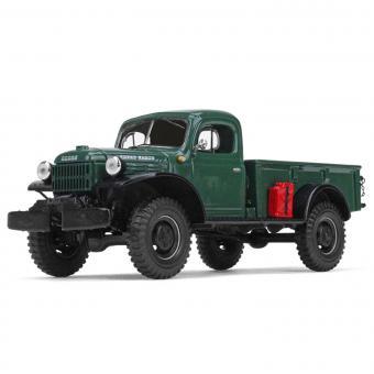 DODGE Power Wagon Express Pickup von 1949, dunkelgrün