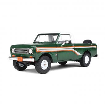 "INTERNATIONAL 1979 Scout Terra Pickup ""Emerald Green"""