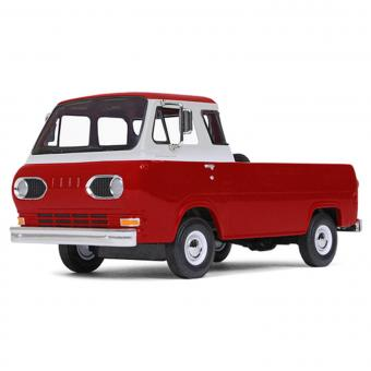 "FORD Ecolonie Pickup von 1960 ""Club Member Exclusive Rangoon Red"""