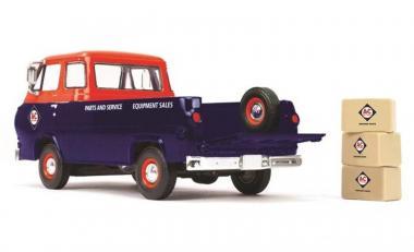 """FORD Econoline Pickup von 1960 mit 3 Kisten """"Allis Chalmers"""""""