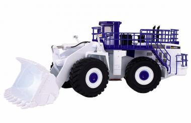 KOMATSU Radlader WA900-3, weiß