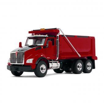 KENWORTH 880 LKW mit Kipper, rot