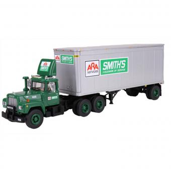 "MACK R Model mit 28`Pup Trailer ""`Smith´s Transfer"""