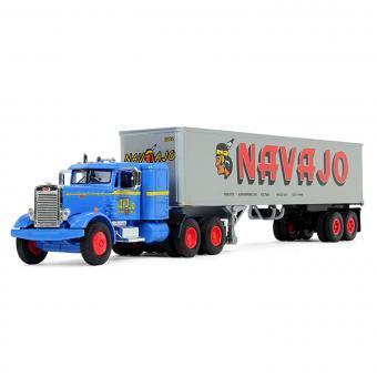 "PETERBILT Model 351 mit 40´Auflieger ""Navajo Freight Lines"""