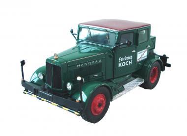 HANOMAG SS100 Zugmaschine, grün
