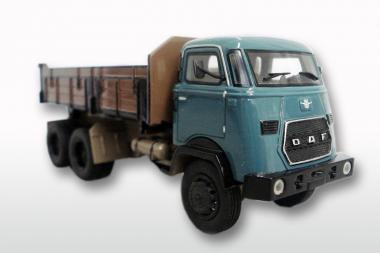 DAF AZ 1900  3achs Kipper, blau