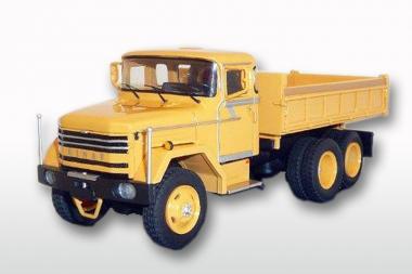 GINAF TF 10 3achs 3-Seiten-Kipper, gelb